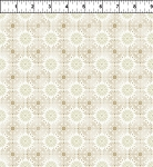 Treasures of Nature Floral Tonal Light Gray